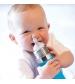 Pura® nerezová dojčenská fľaša 325ml - ružová