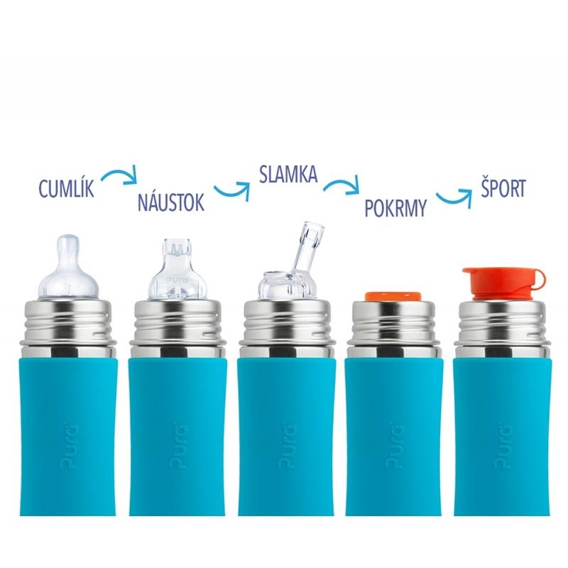... Pura® TERMO fľaša so športovým uzáverom 260ml ... 45c0656c0d3