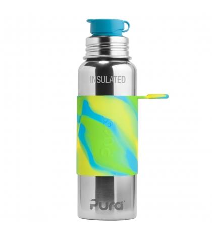 Pura® TERMO fľaša so športovým uzáverom 650ml