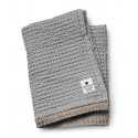 Elodie Details Bavlnená deka Organic Waffle Blanket -Gilded Grey