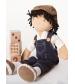 Bonikka látková bábika – chlapec 38 cm