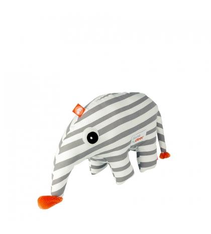 Done by Deer Plyšová 3D hračka Antee šedá