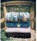 Sametová deka Pretty Petrol Elodie Details