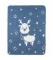 Reindeer - double deka Modrá 70x90