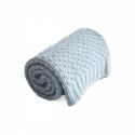 Effiki Bavlnená BABY deka - modrá