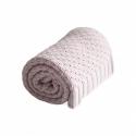 Effiki Bavlnená BABY deka - ružová