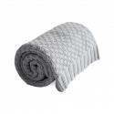 Effiki Bavlnená BABY deka - šedá