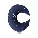 Effiki Moon vankúš Navy Blue - malý