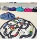 PLAY&GO ROADMAP TOY STORAGE BAGS