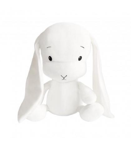 Effiki Effík Bunny biely s bielymi uškami, veľkosť L
