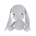 Effiki Effík Bunny šedý so šedými uškami, veľkosť L