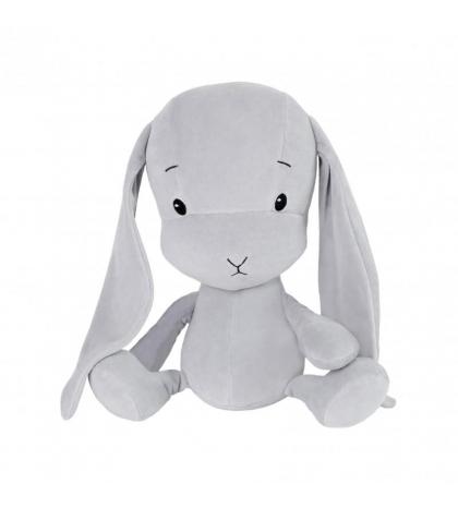 Effiki Effík Bunny šedý so šedými uškami, veľkosť S