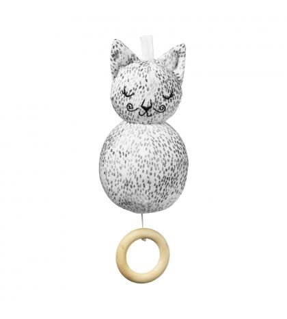 Hudobná hračka Dots of Fauna Kitty Elodie Details