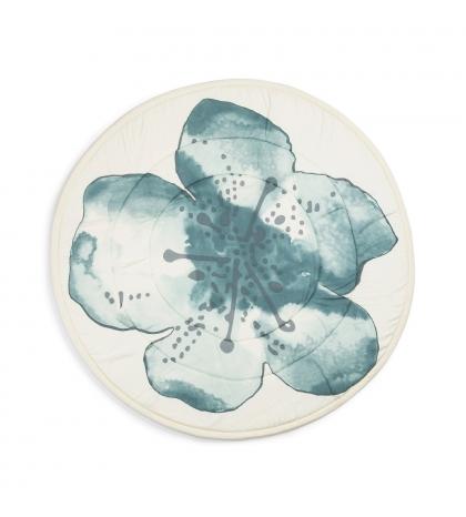 Elodie details Hracia Podložka - Embedding Bloom Petrol