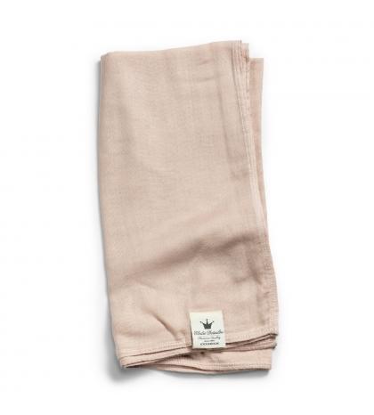Deka z bambusového mušelínu Powder Pink  new 1 kus Elodie Details
