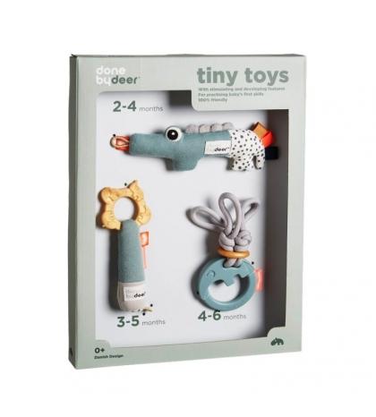 Tiny aktývne hračky -darčekový set  od Done by Deer