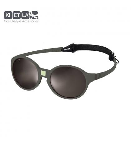 KiETLA Slnečné okuliareJokaKids  4 - 6 rokov  - tmavo sivá
