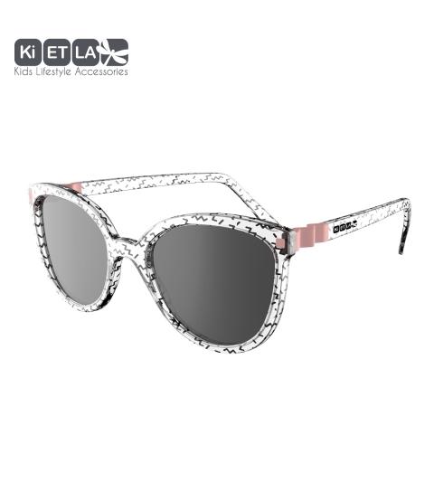 KiETLA CraZyg-Zag slnečné okuliare 6-9 rokov-macacie-zygzag