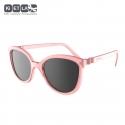KiETLA CraZyg-Zag slnečné okuliare 6-9 rokov-mačacie-ružové