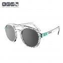 KiETLA CraZyg-Zag slnečné okuliare 6-9 rokov-pilotky-zygzag