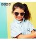 KiETLA CraZyg-Zag slnečné okuliare 9-12 rokov-mačacie-zygzag