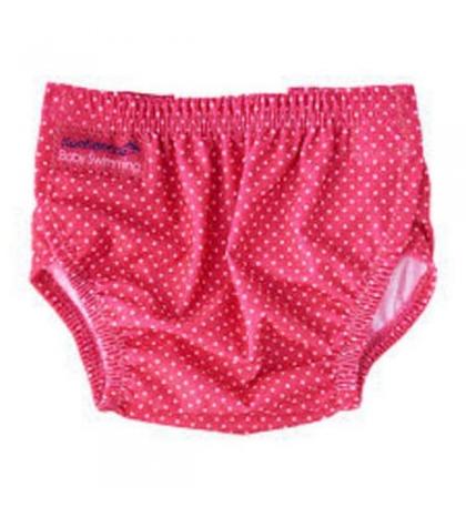 Konfidence - plienkové plavky, Aqua Nappies ružové