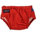Konfidence - plienkové plavky, Aqua Nappies červené