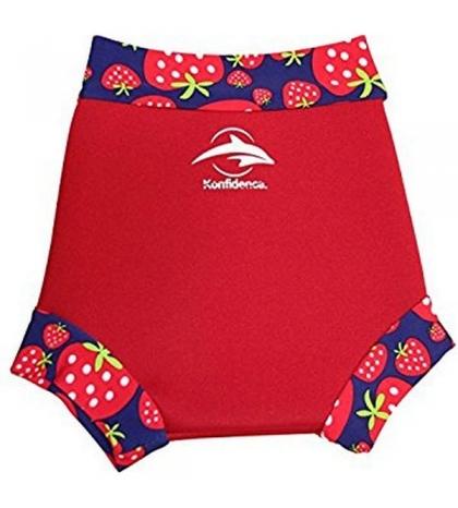 Konfidence Hrejivé plavky NeoNappy ružové