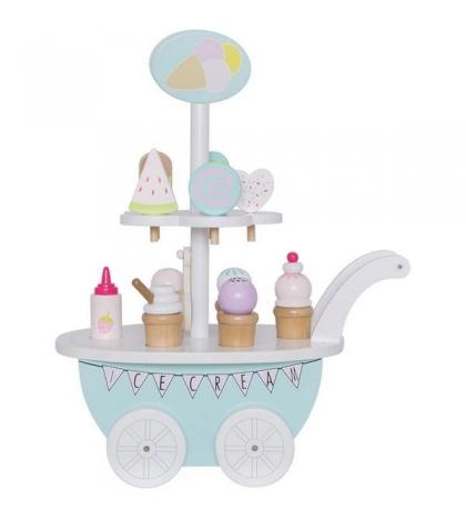 Jabadabado vozík so zmrzlinou