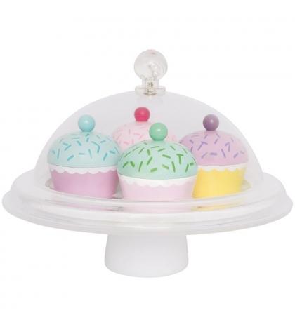 Jabadabado stojan na cupcake