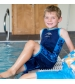 Konfidence Warma Wetsuit Navy – Blue Palm