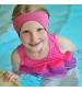 Konfidence Aquaband Pink čelenka modrá