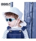 Slnečné okuliare KiETLA JokaKi 12-30 m - pávia modrá