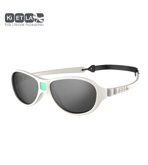 Slnečné okuliare KiETLA JokaKi 12-30 m - krémová