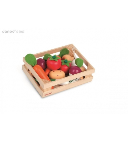 Janod Ovocie v debničke