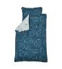 obliečky _Balloon  baby tmavo modré  Done by Deer