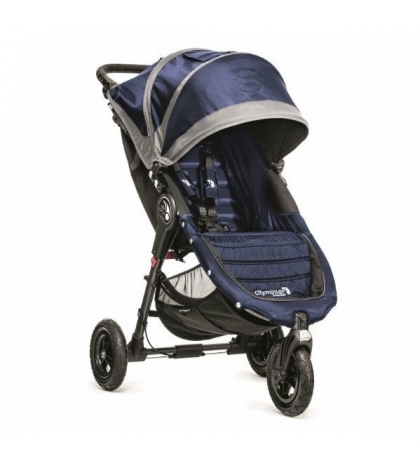 Baby Jogger CITY MINI  GT COBALT/GRAY ( tm.modrý)