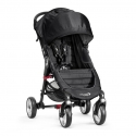 CITY MINI 4 KOLESÁ - baby jogger BLACK/GRAY