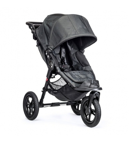 Baby Jogger Kočík City Elite CHARCOAL (DENIM) sivý