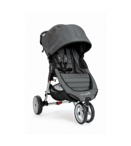 Baby Jogger Kočík City Mini CHARCOAL sivý