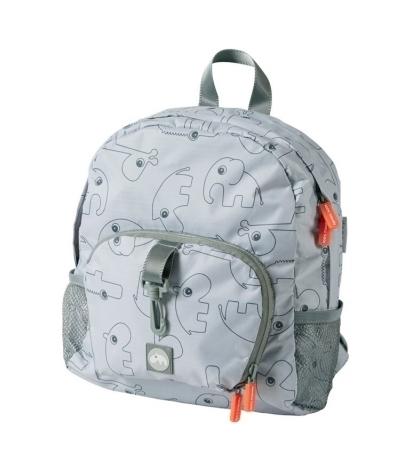 Detský ruksak Contour - sivý Done by Deer