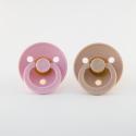 BIBS cumlíky -baby-pink-blush- veľkosť 1