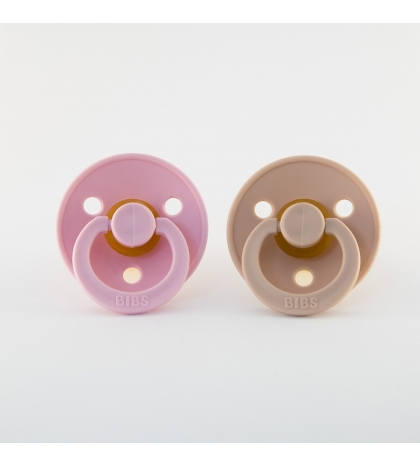 BIBS cumlíky baby-pink-blush- veľkosť 2