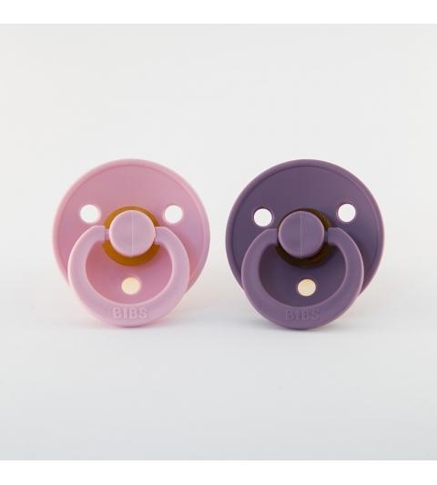 BIBS cumlíky baby-pink-lavender - veľkosť 2