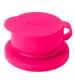Pura® nerezová fľaša so športovým uzáverom 550ml - ružová