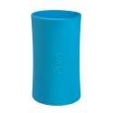 Pura® silikónový návlek na fľašu 260ml, 325ml modrý