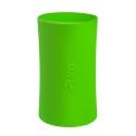 Pura® silikónový návlek na fľašu 260ml, 325ml zelený