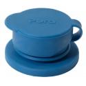 Pura Big Mouth® silikónový športový uzáver tm.modrý