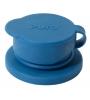 Pura Big Mouth® silikónový športový uzáver- tm.modrý