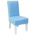 Jabadabado Detská stolička modrá